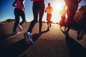 8 mars – löpning på söder